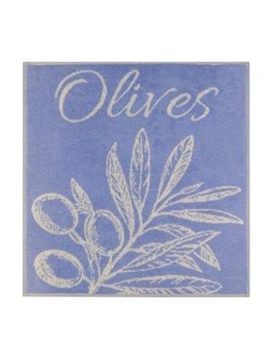 Paño cocina Olives 60 rizo