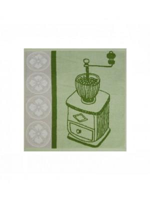 Paño cocina Cafetera Rizo