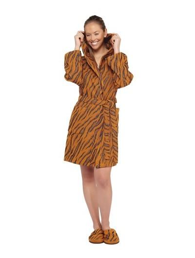 Albornoz Capucha Tiger