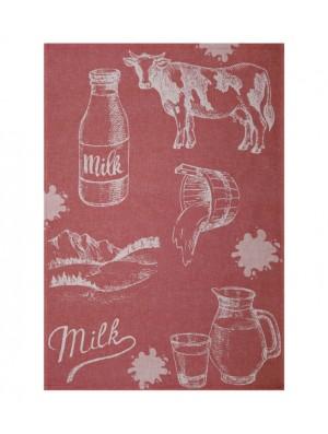 Paño cocina Milk Sarga