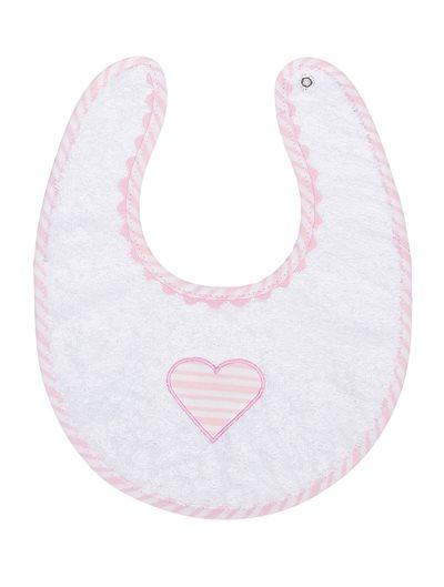 Babero mini Ballon Pink