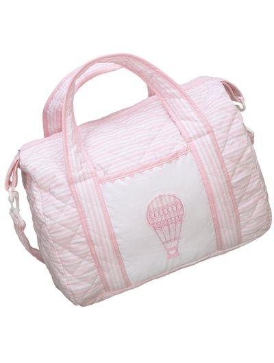 Canastilla Ballon Pink