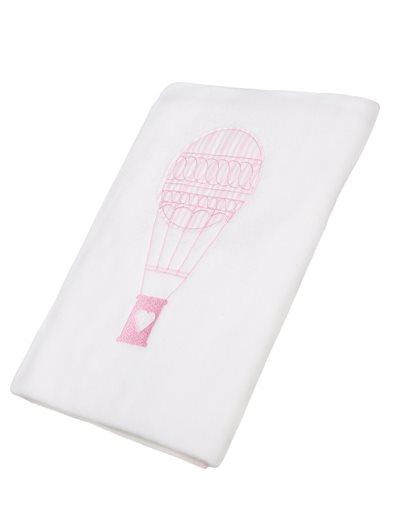 Manta Ballon Pink