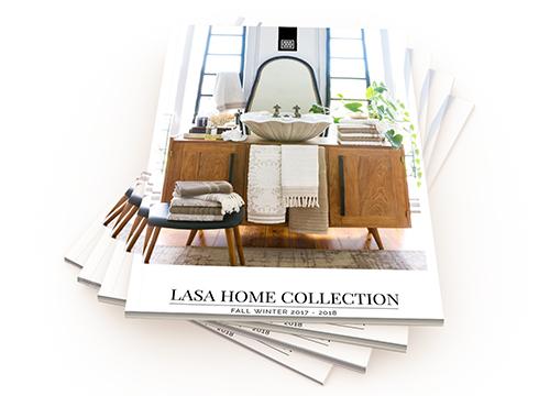 Catálogos Lasa Home