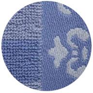 PV-18-Bakery paño rizo azul