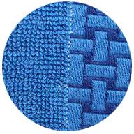 PV-18-Tropical paño rizo azul