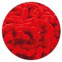 Chenille Rojo - 2566